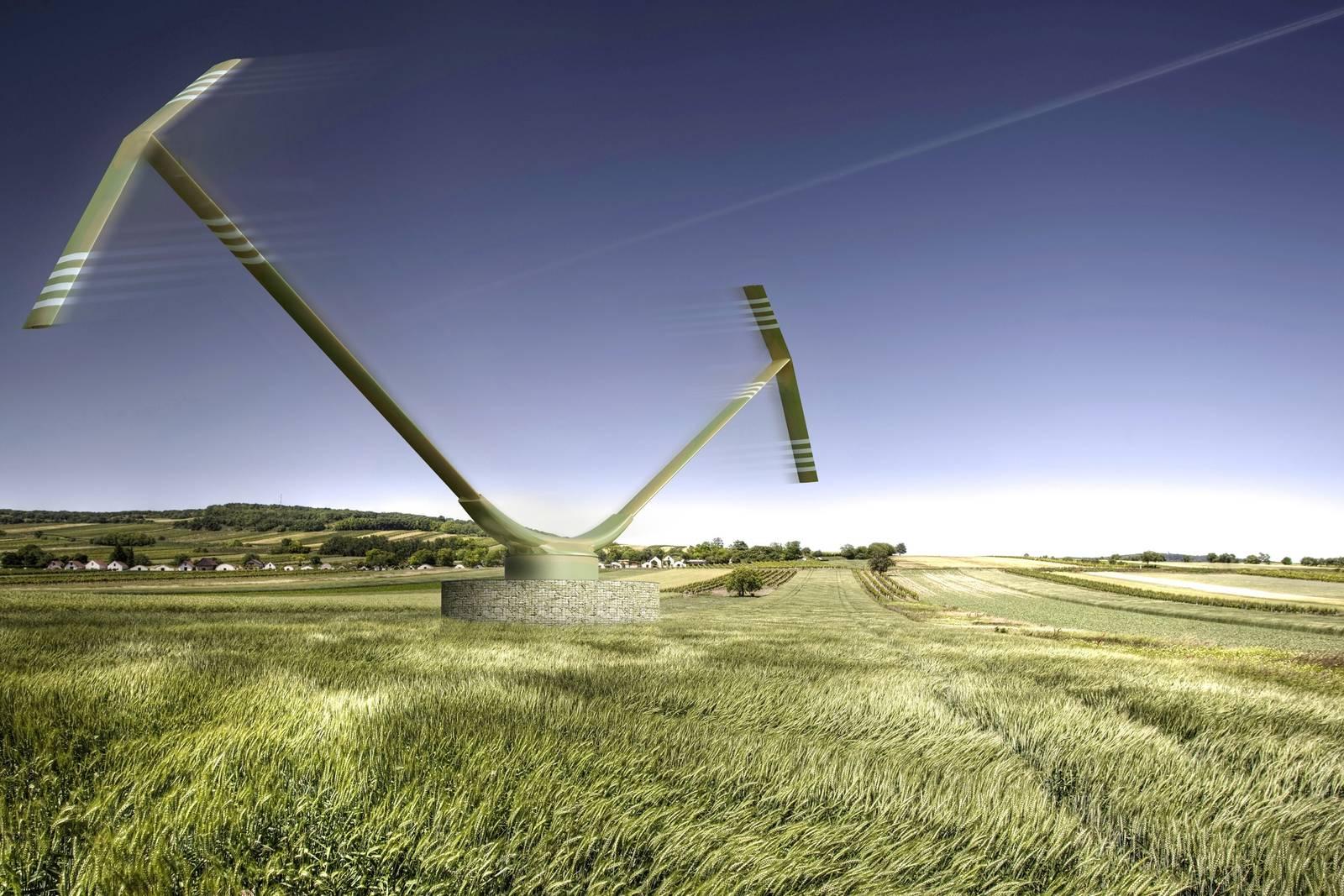 Rüzgar Türbininin Ötesi