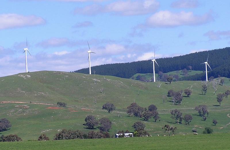 Türkiye Rüzgar Enerjisinde Avrupada ilk 10 a girdi.